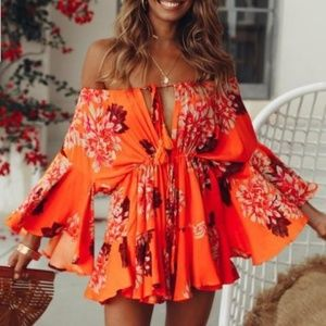 Pants - 💖COMING SOON💖 Off the shoulder romper🧡